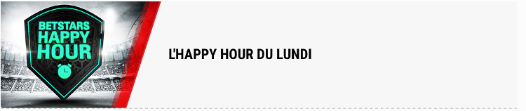 Happy hour Betstars